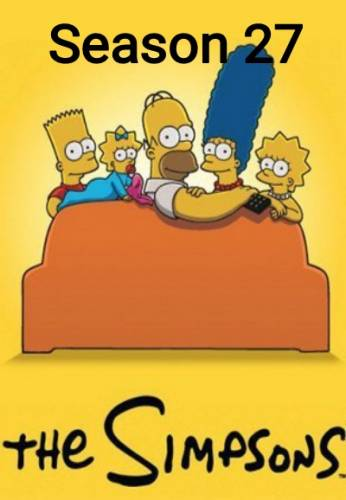 Simpsonai (27 Sezonas) / The Simpsons (Season 27) (2015)