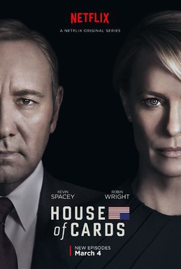Kortų namelis (4 Sezonas) / House of Cards (Season 4) (2016)