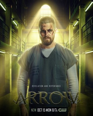 Strėlė (7 Sezonas) / Arrow (Season 7) (2018)