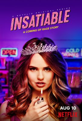 Nepasotinama (1 Sezonas) / Insatiable (Season 1) (2018)