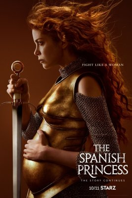 Ispanijos princesė (2 Sezonas) / The Spanish Princess (Season 2) (2020)