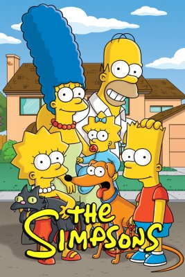 Simpsonai (30 Sezonas) / The Simpsons (Season 30) (2018)