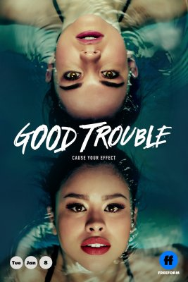 Geros bėdos (1 Sezonas) / Good Trouble (Season 1) (2019)