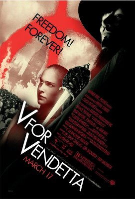 V – tai vendeta / V for Vendetta (2006)